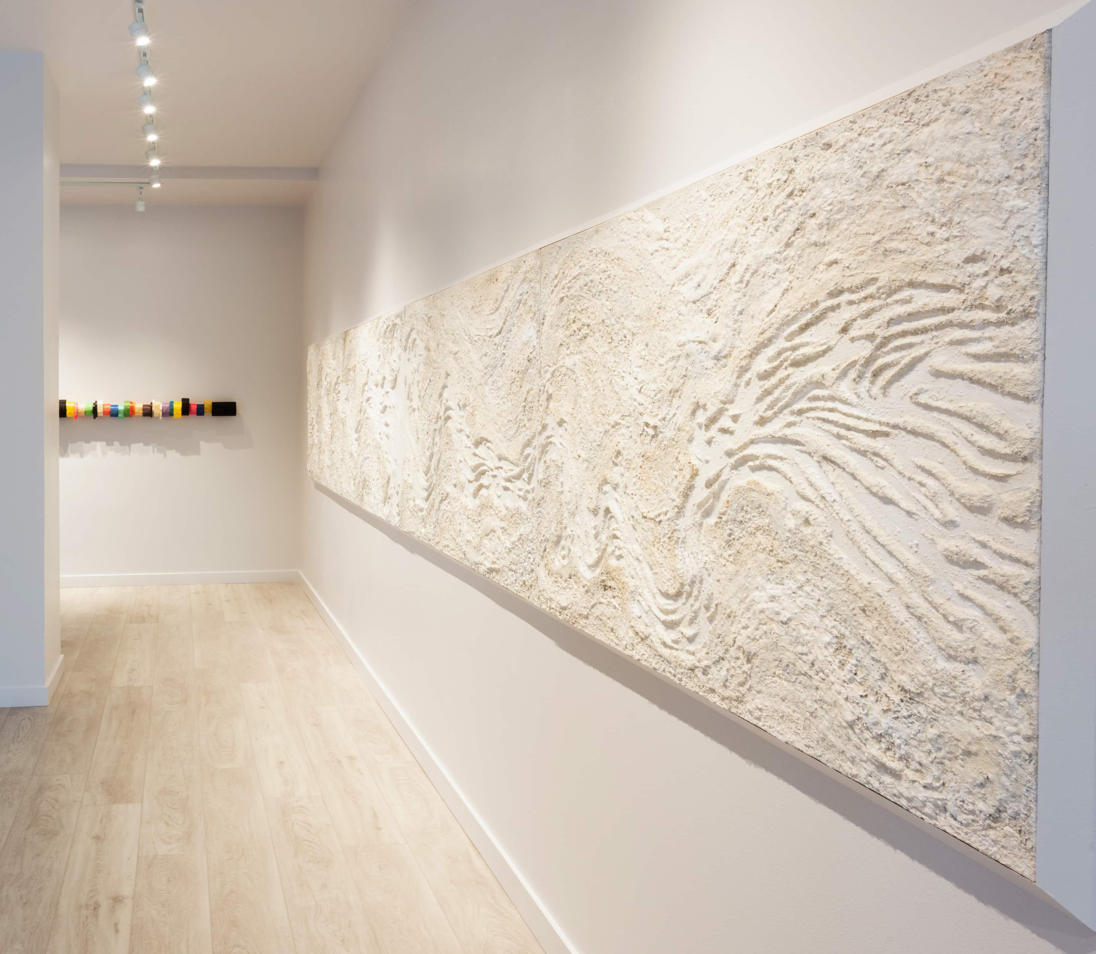 Sun K. Kwak, <em>60lb of Dust, 2kg of Sand, 32g of Ash, </em><em> </em>2015