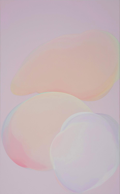 Sooyeon Hong, <em>Wandering shades_pink #3,</em><em> </em>2016