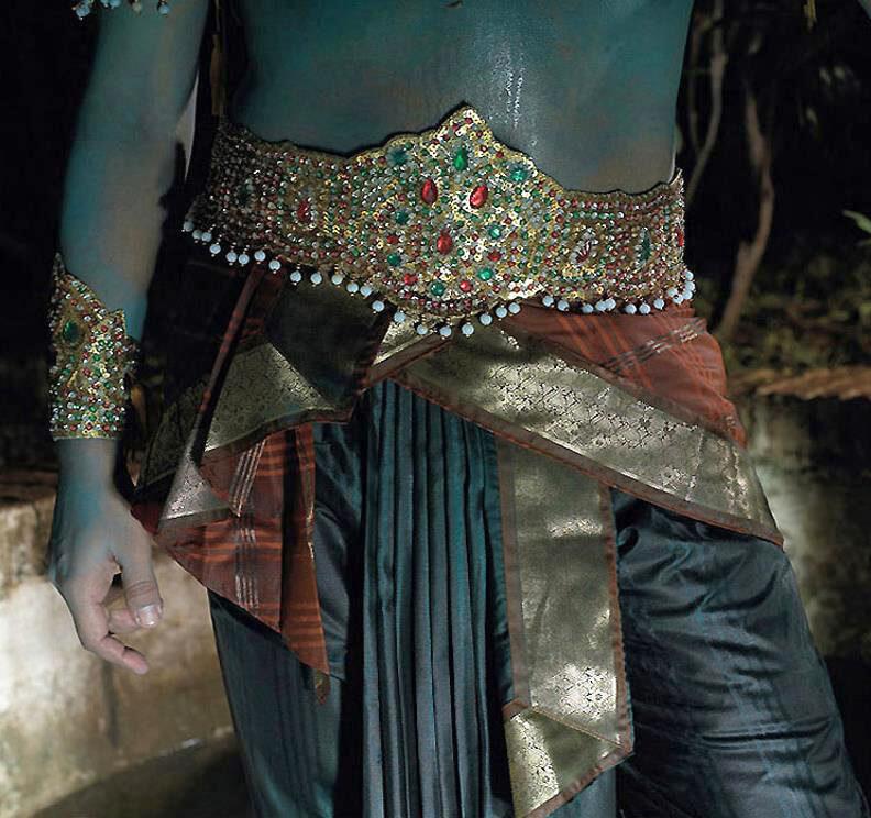Nandini Valli Muthiah, <em>Ornamental,</em><em> </em>2006