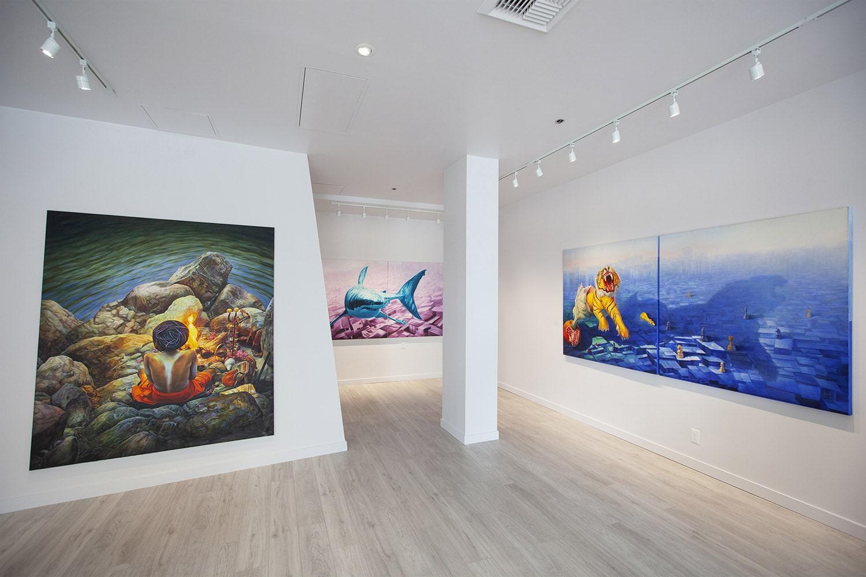 Art Gallery Seattle Washington