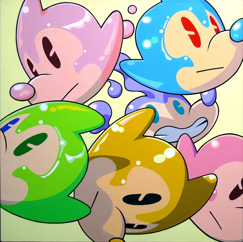 Dongi Lee, <em>Bubbles,</em> 2016