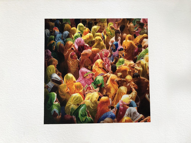 Viveek Sharma, <em>Spiritual Wholly,</em> 2017